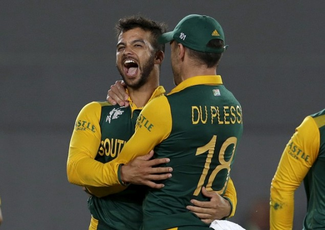 Faf Du Plessis-JP Duminy