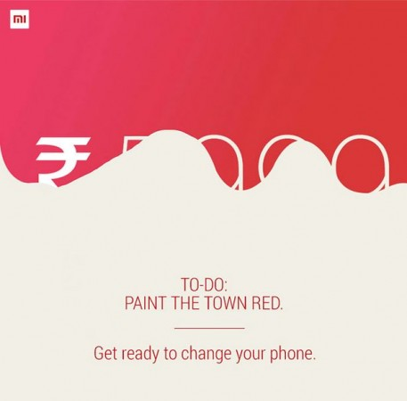Xiaomi Redmi 2 to get ₹1,000 Price-Cut on 7 July, Hints Company