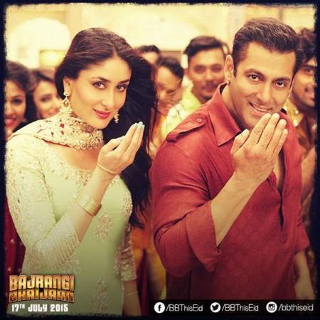 'Bajrangi Bhaijaan': Salman Khan –Kareena Kapoor Starrer Gets a U/A Certificate
