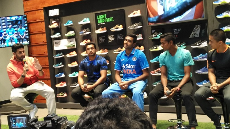 Nike Opened its largest India Store in Brigade Road, Bangalore