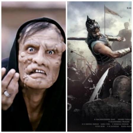 'Baahubali' vs. 'I'