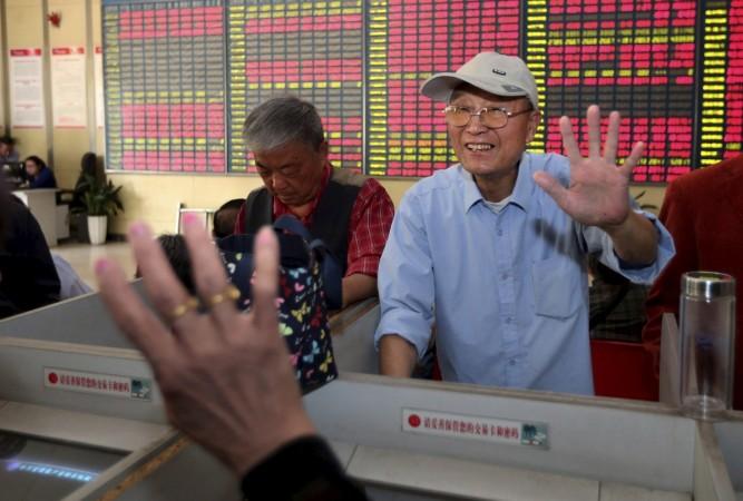 Chinese stock markets