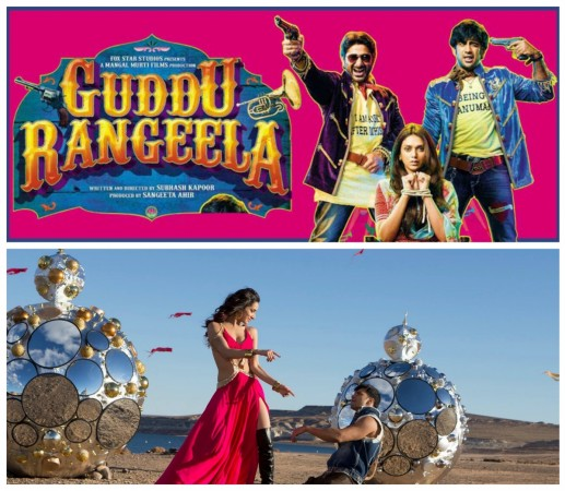 ABCD 2, Guddu Rangeela Box office