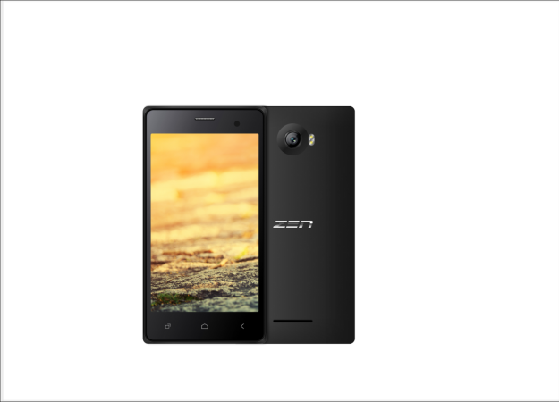 Zen Mobile Launches Android 5.0.2 Lollipop Powered Sonic 1 Budget Smartphone exclusively on eBay