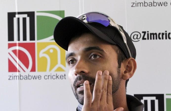 India Zimbabwe Ajinkya Rahane