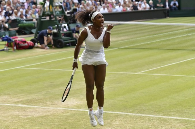 Serena williams live