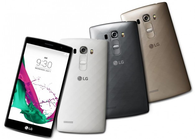 LG Launches G4 Beat with Laser Auto-Focus, Snapdragon 615 Octa-core SoC