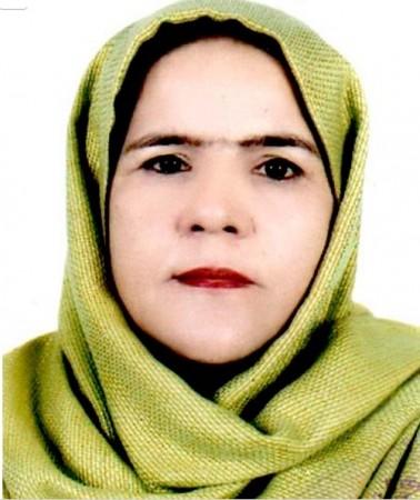 Afghanistan woman judge