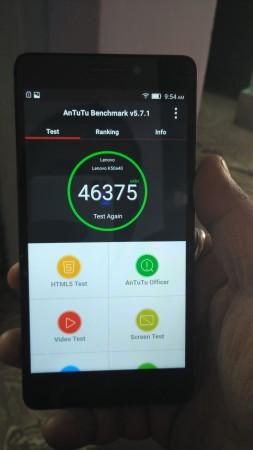 Lenovo K3 Note First Impression- Antutu Score