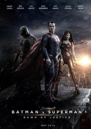 """""""Batman v Superman: Dawn of Justice"""" will release on 23 March, 2016."""