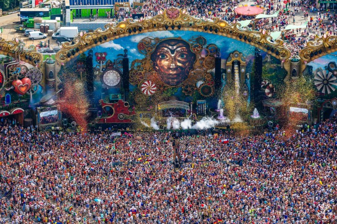 Tomorrowland 2015 lineup