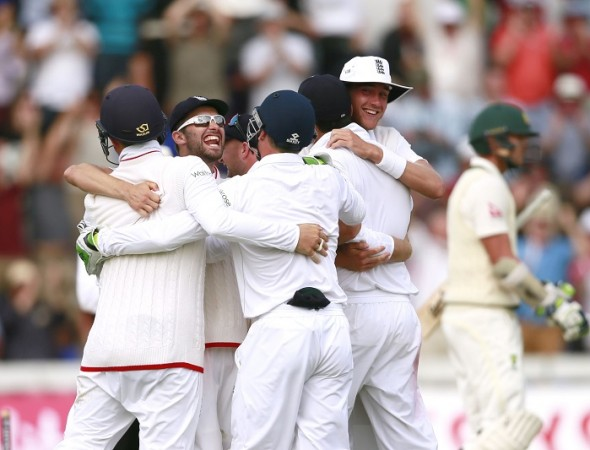 Ashes England 1st Test