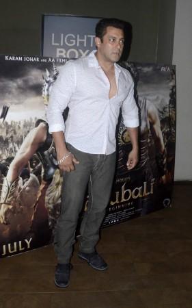 Special Screening of 'Baahubali'