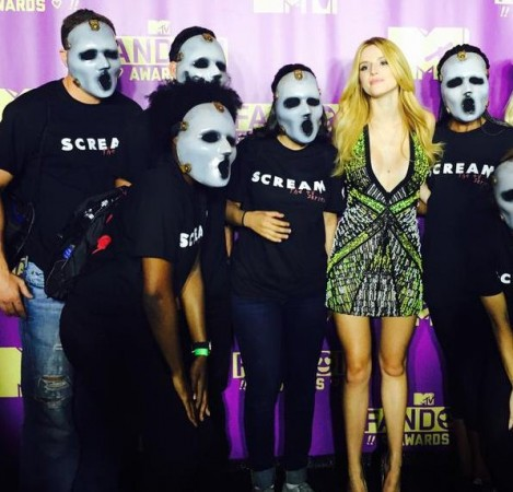 'Scream' star Bella Thorne