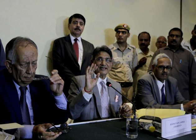 Justice Lodha Committee Report