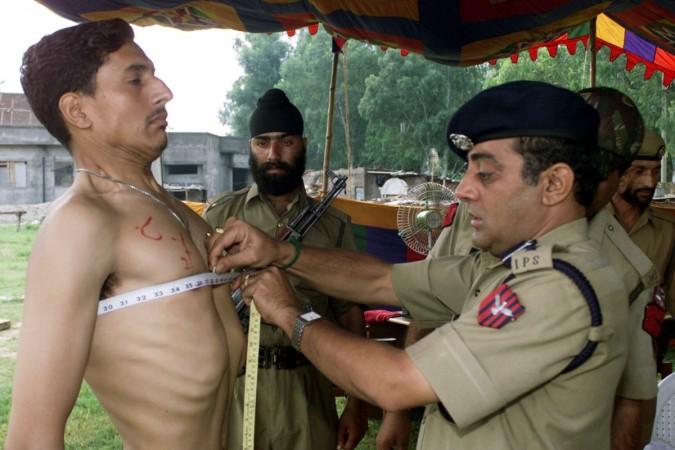 UP police constable recruitment exam