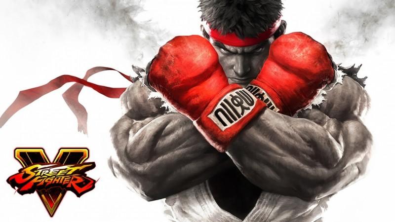 Ryu in Street Fighter 5