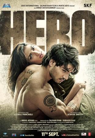'Hero' Poster