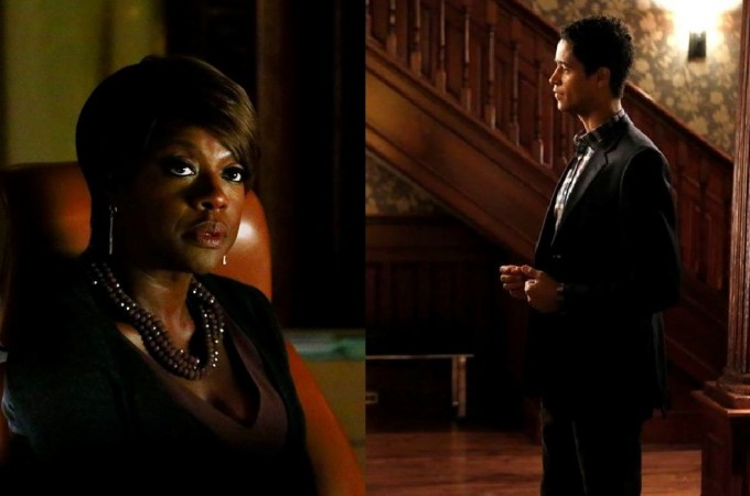 who killed wes in how to get away season 4