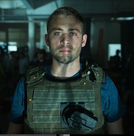 Cody Walker in Fast & Furious 7
