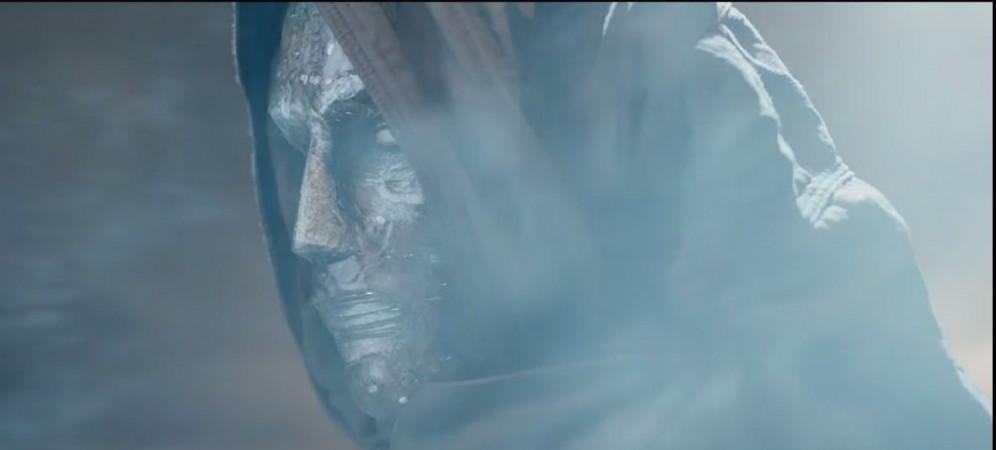 Dr Doom from 'Fantastic Four'Dr Doom from 'Fantastic Four'