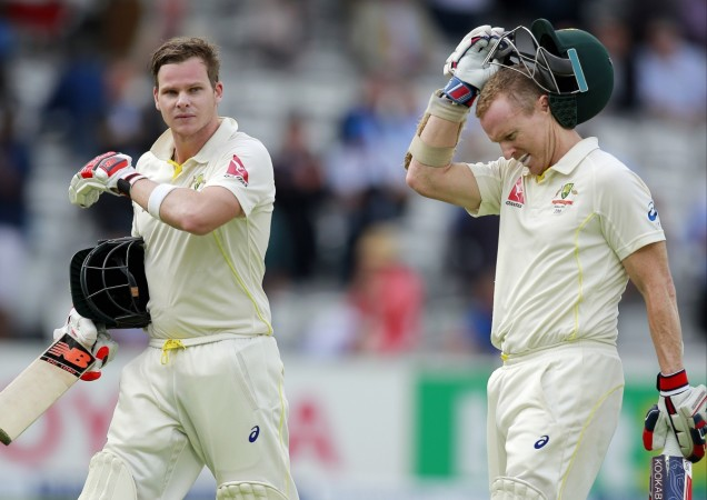 Steve Smith - Chris Rogers