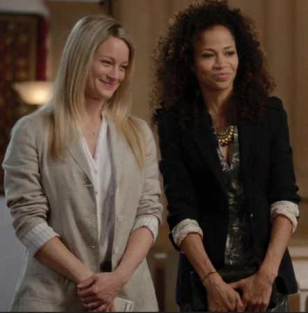 Lena and Stef from 'The Fosters'