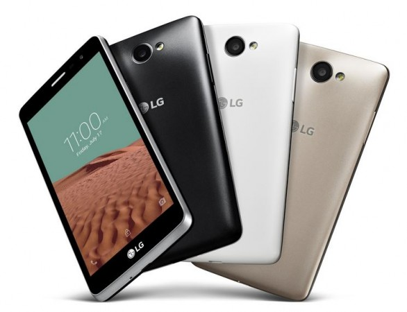 LG Launches Bello 2 with Front-LED Flash; Tipped to be Released in India This Month