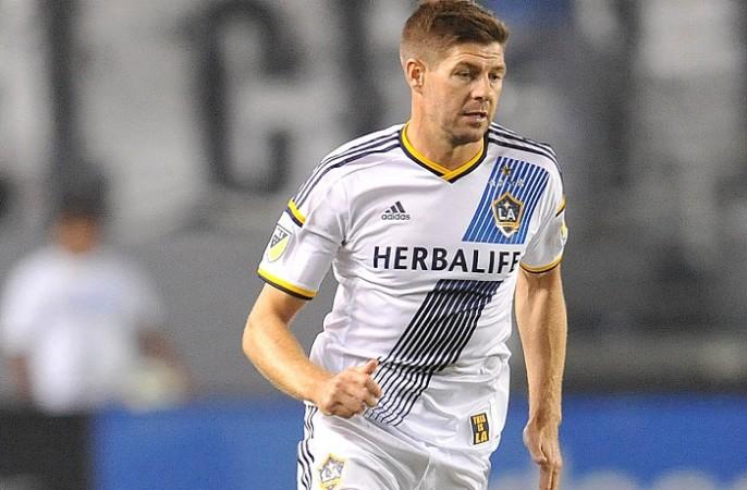 Steven Gerrard LA Galaxy