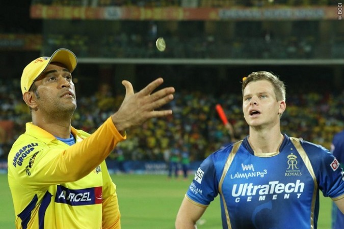 MS Dhoni-Steve Smith