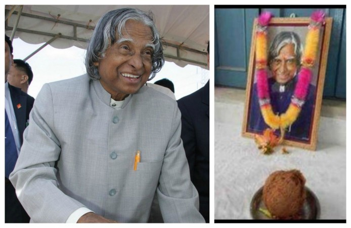 When Jharkhand Education Minister Paid 'Homage' to APJ Abdul Kalam