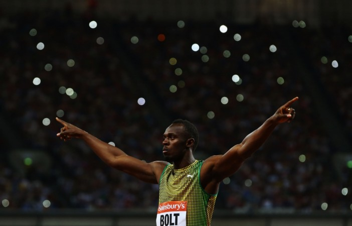 Athletics: Usain Bolt comes out in support of Mo Farah