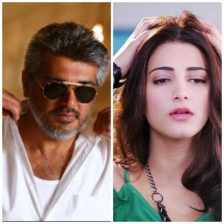 What Roles Do Ajith-Shruti Haasan Play in 'Thala 56'?