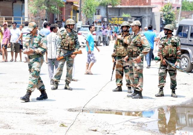 Punjab terror attack