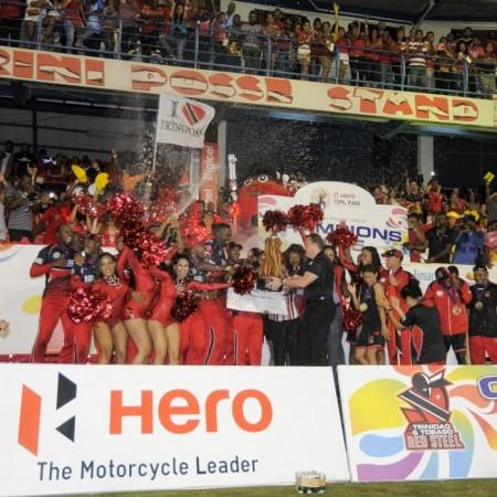 Trinidad and Tobago Red Steel