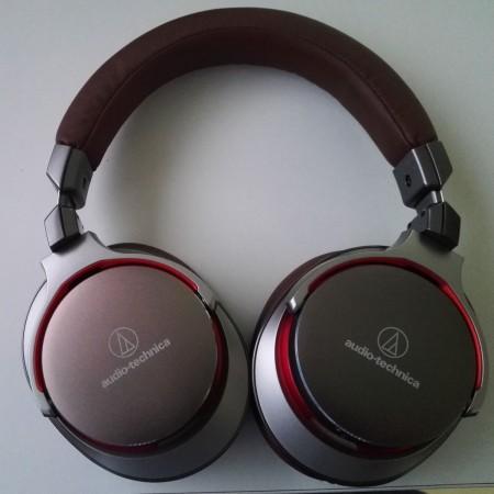 Audio Technica ATH MSR7 Headphone Review