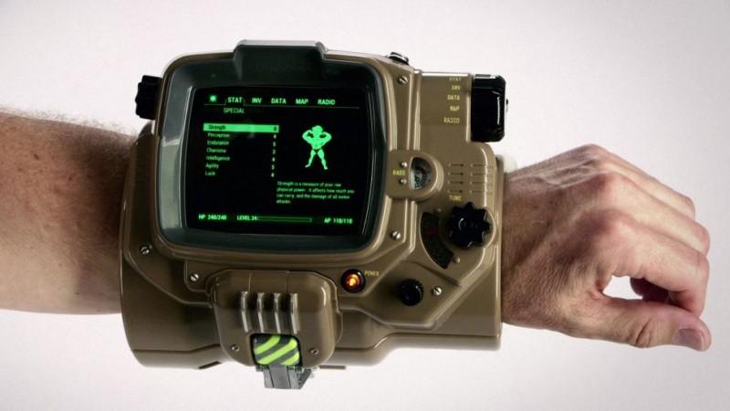 Fallout 4's Pip-Boy Accessory