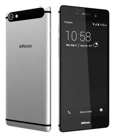 InFocus M808 Launched along with a series of Phones, TV's and Tablets