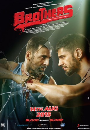 'Brothers' New Poster