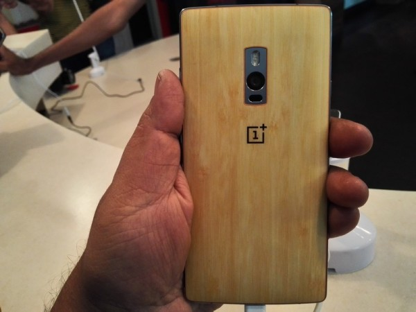 OnePlus 2 First Impression- Back Panel
