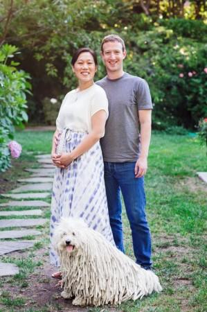 Mark Zuckerberg and Priscilla expecting a baby girl