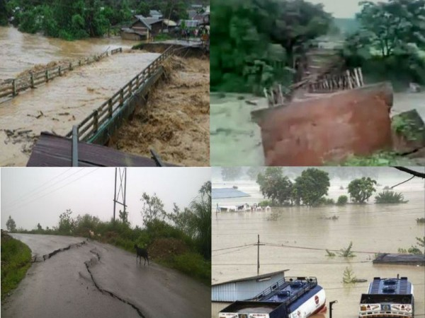 Floods In Manipur, West Bengal and Odisha
