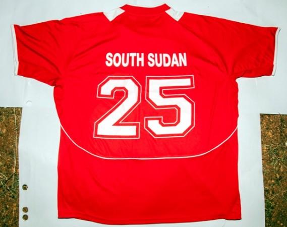 south sudan football