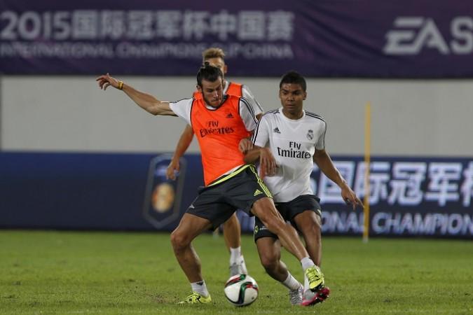 Gareth Bale Real Madrid Casemiro