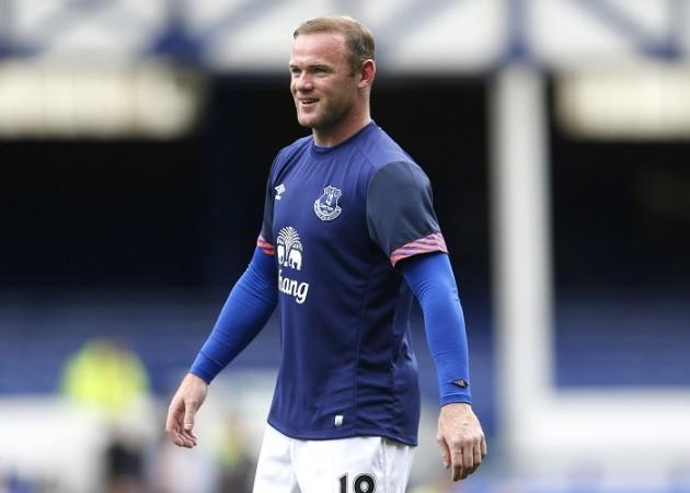 Wayne Rooney Duncan Ferguson Testimonial Everton