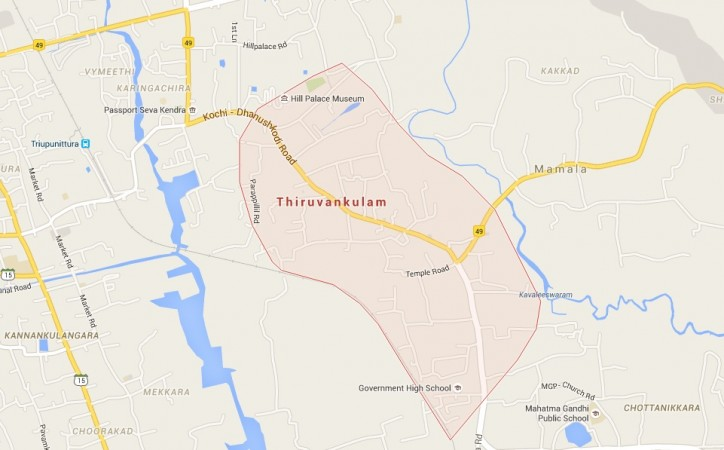 Thiruvankulam