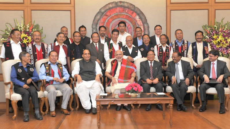 Indo-Naga Peace Accord