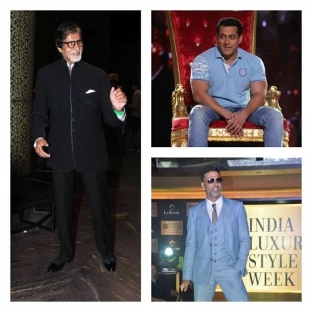 Forbes Highest Paid Actors 2015: Salman, Amitabh, Akshay Make it in Top 10