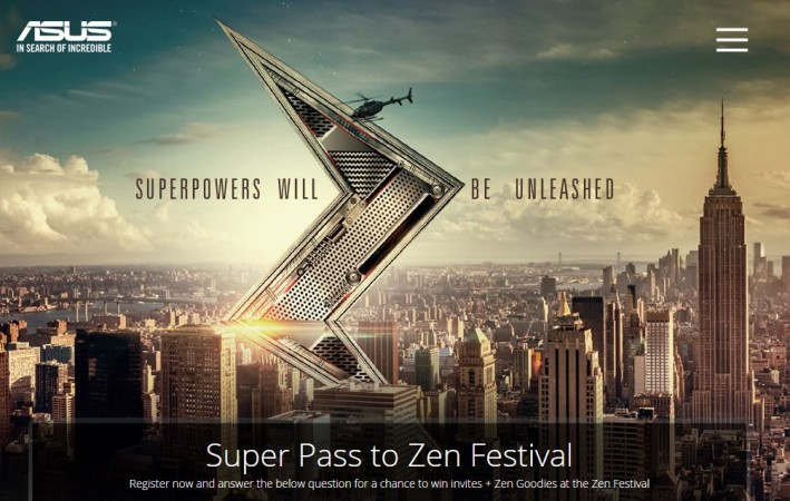 Asus Zenfone 2 Laser, Deluxe, Zenfone Selfie Tipped to Launch at ZenFestival on 6 August; Key Features to Know