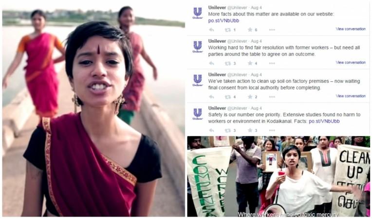 Unilever responds to mercury poisoning after 'Kodaikanal Won't' Rap Song Went Viral